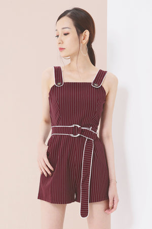 Vertical Jumpsuit 3700 - ample-couture