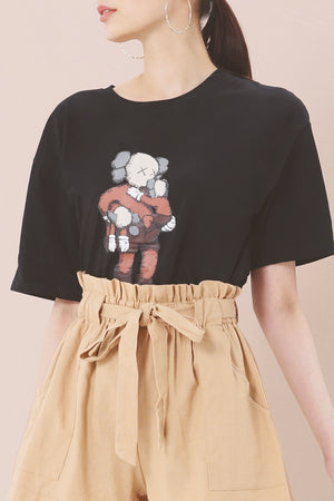 Kaws Inspired Tee 3731 - ample-couture