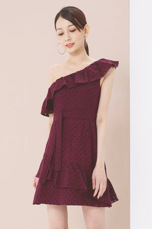 Crochet Dress 3790 - ample-couture