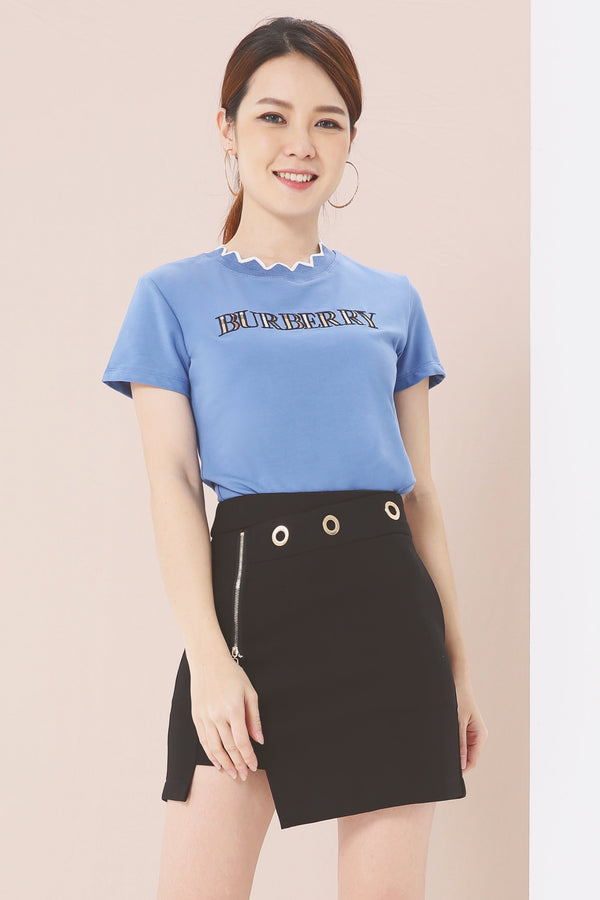 Logo Tee (Burberry) 3849 - ample-couture