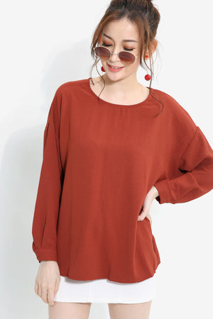 Long Sleeves Top 1067 - Ample Couture
