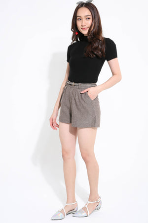 High Waist Short 1126 - Ample Couture