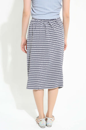 Checker Skirt 1120 - Ample Couture