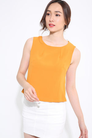 Sleeveless Top 1133 - ample-couture
