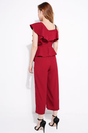 Surplice Jumpsuit 5089 Jumpsuits