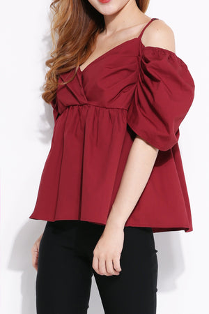 Sweetheart Spaghetti Strap Blouse 5105 Tops