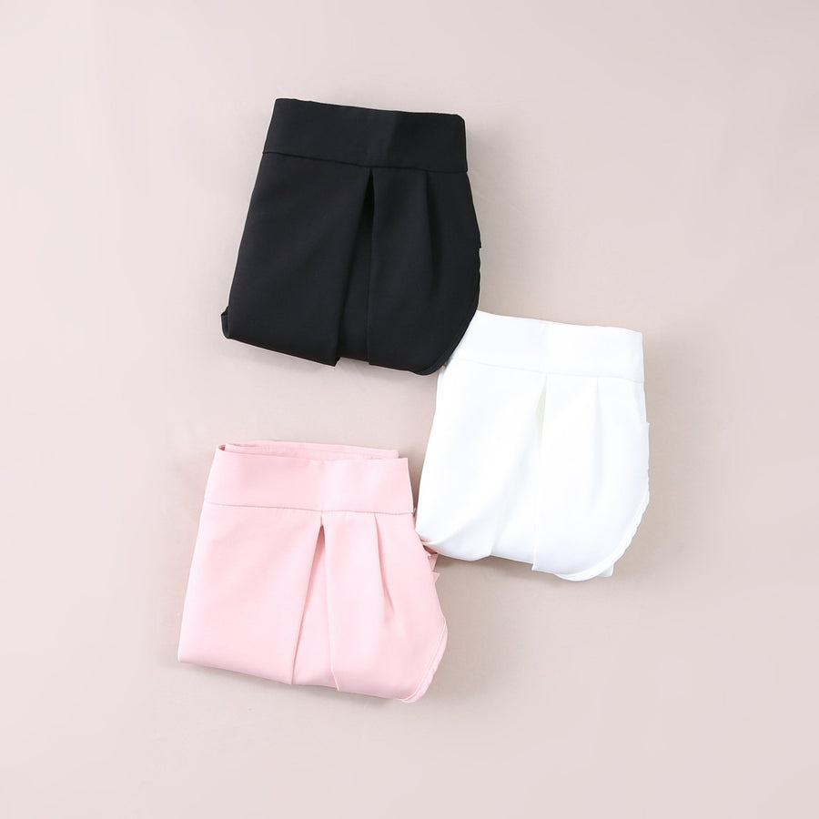 Plain Skirt Pants 5233