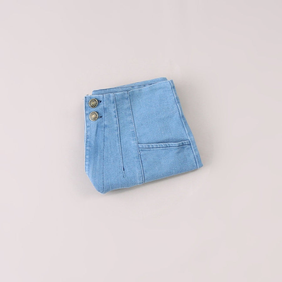 Denim Short 5238