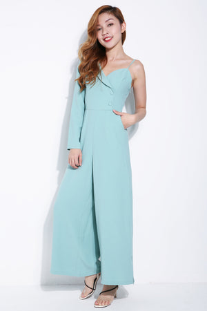 Asymmetric Jumpsuit 7013