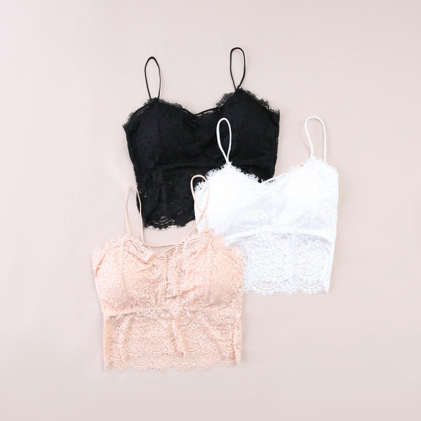 Lace Bra 5371 Tops