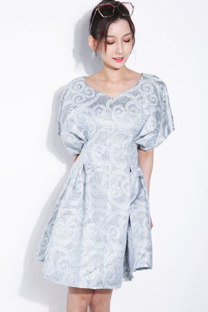 Jacquard Dress 5464 Dresses