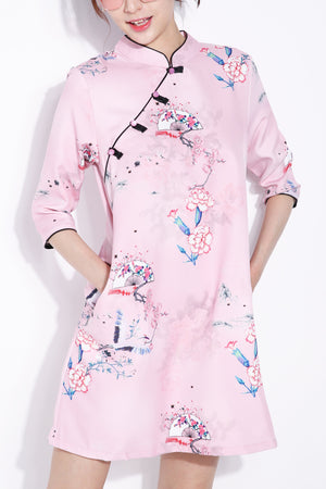 Candy Coloured Cheongsam 5487 Dresses