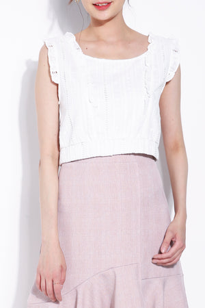Sleeveless Blouse 5532