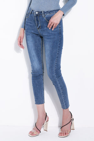 Denim Long Pants 5547