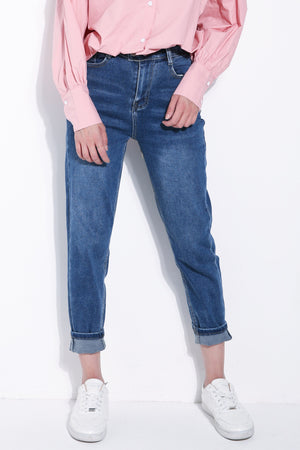 Denim Long Pants 5545