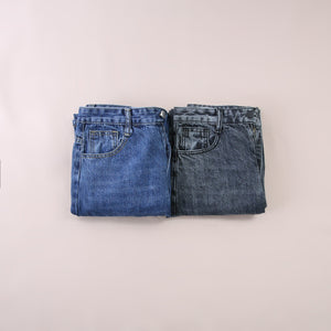 Denim Long Pants 5551
