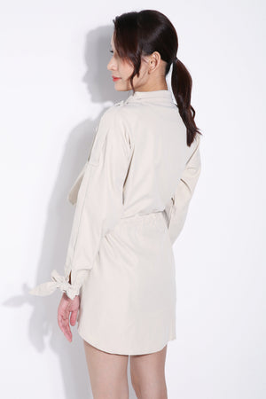 Front Button Coat 5556