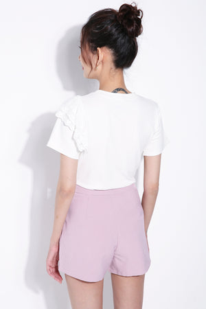 Plain Short Pants 5559