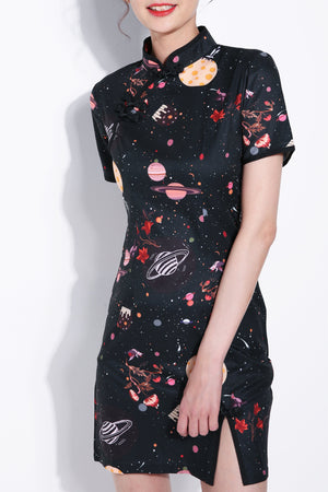Galaxy Cheongsam 5584 Dresses