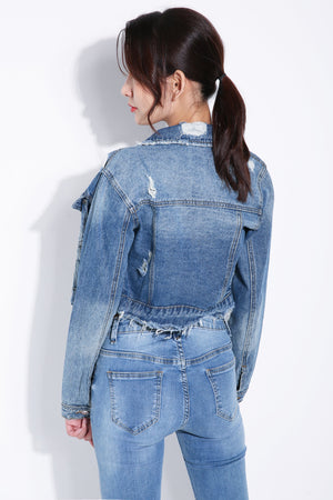 Denim Jacket 5609