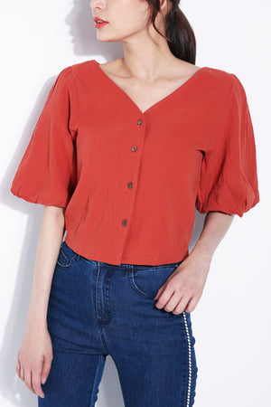 Half Sleeve Top 5629