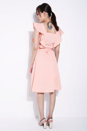 Candy Coloured Dress 5661