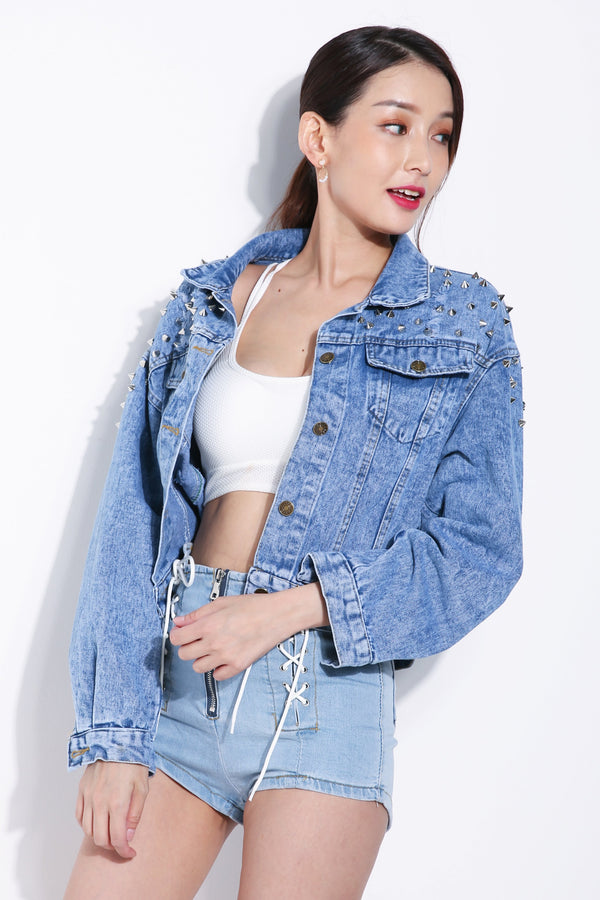 Denim Jacket 5665