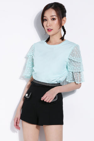 Calypso Sleeve Top 6013