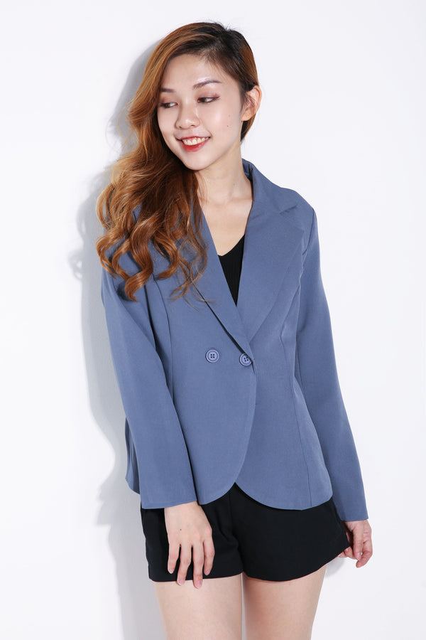 Long Sleeve Blazer 6142