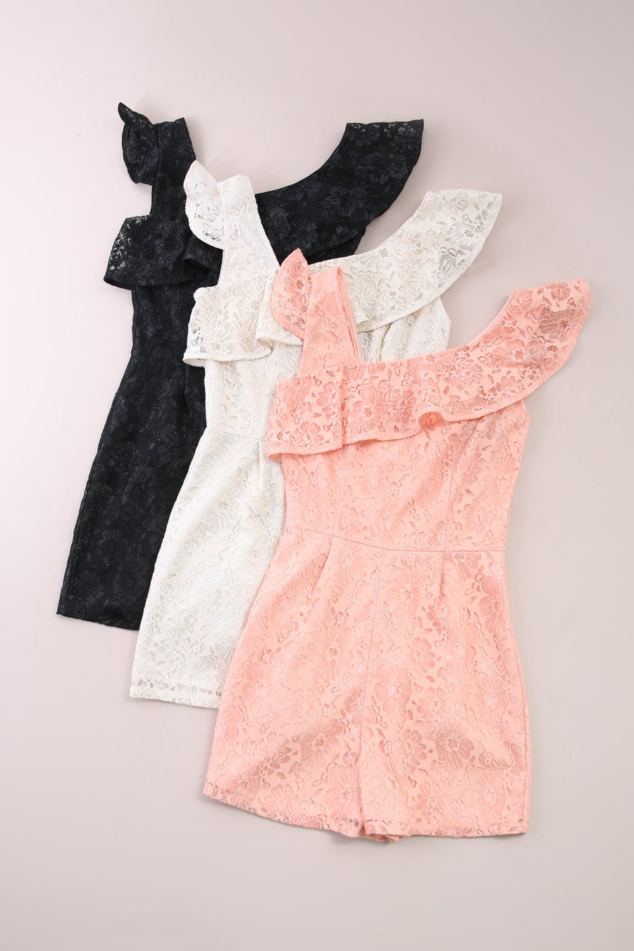 Lace Playsuit 6153