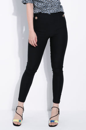 Skinny Long Pants 6281