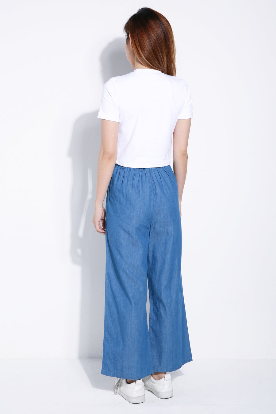 Denim Long Pants 6266