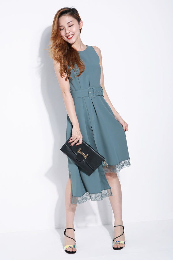 Sleeveless Dress 6292