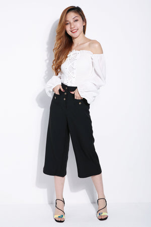 Over Knee Length Pants 6303