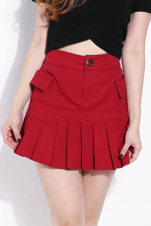 Pleated Skirt 6275