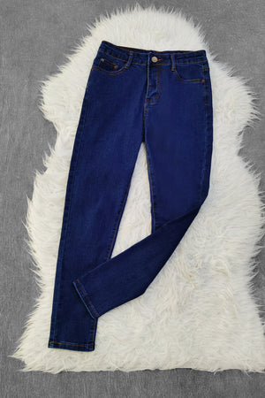 Denim Long Pant 6665A