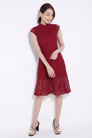 Lace Dress 6668 Dresses