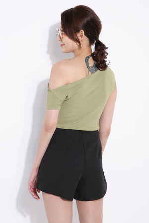 Asymmetric Top 6676A