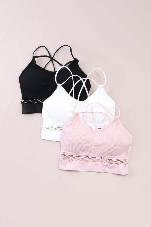 Bra Top 6692A Tops
