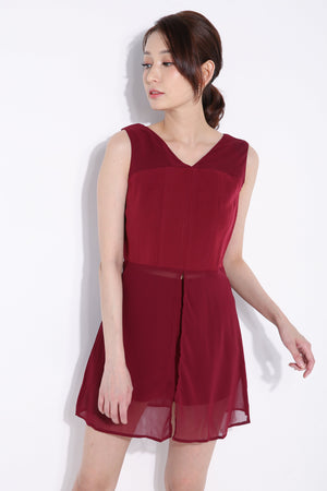 Sleeveless Top With Plain Short Pant Set 6744 Sets