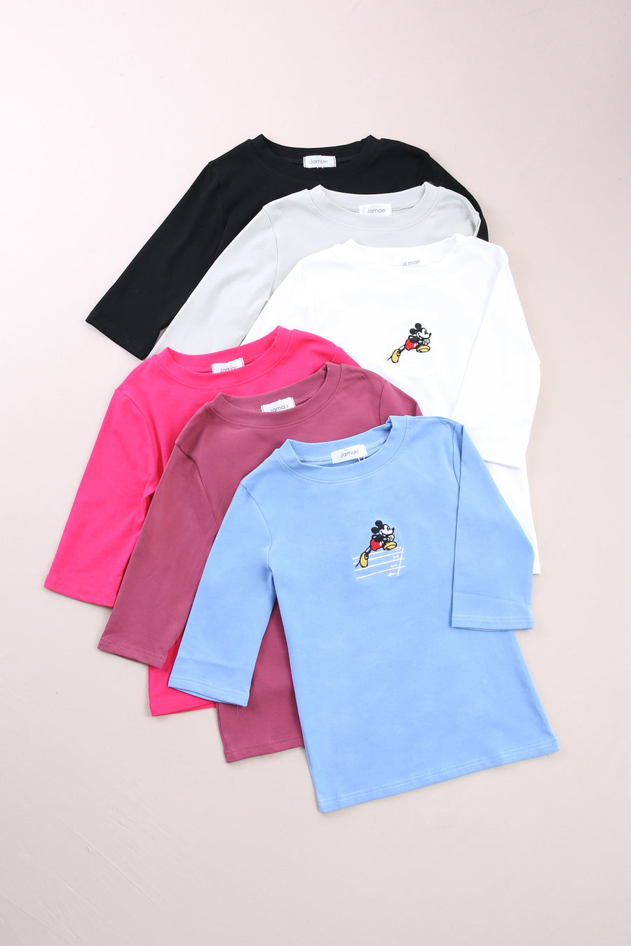 Mickey Top 6874 Tops