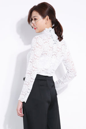 Lace Top 6923A