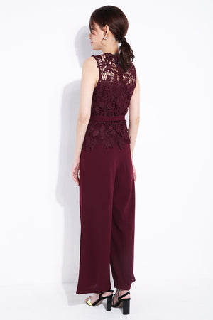 Lace Jumpsuit 6934A