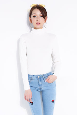 Long Sleeve Top 6976A Tops