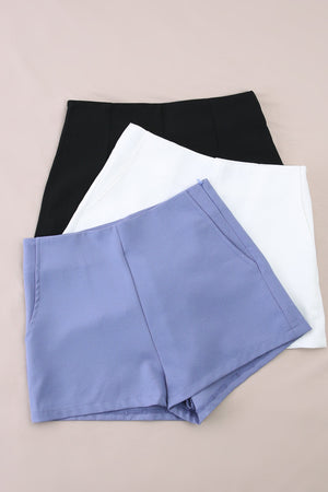 Plain Short Pant 7016 Bottoms