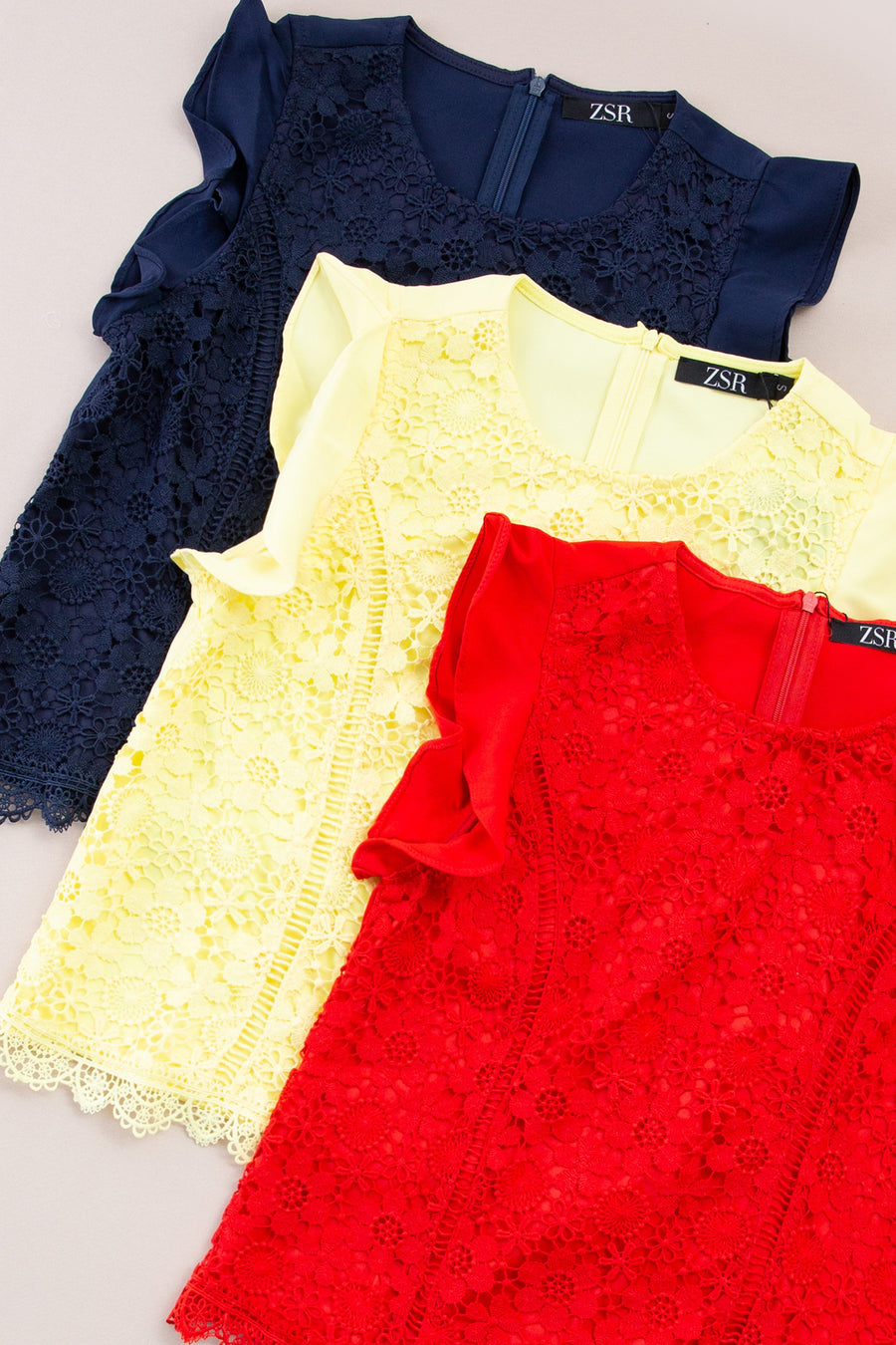 Lace Top 7271