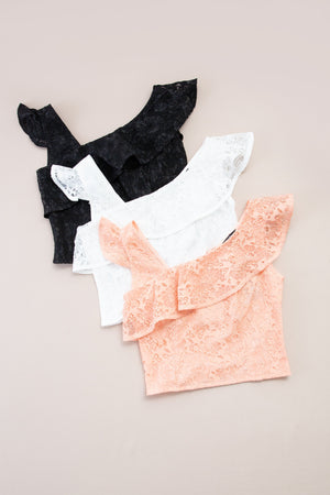 Lace Top 7276