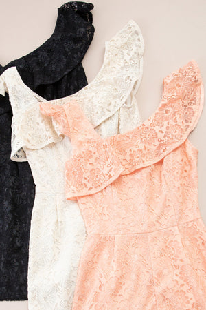 Lace Jumpsuit 7322