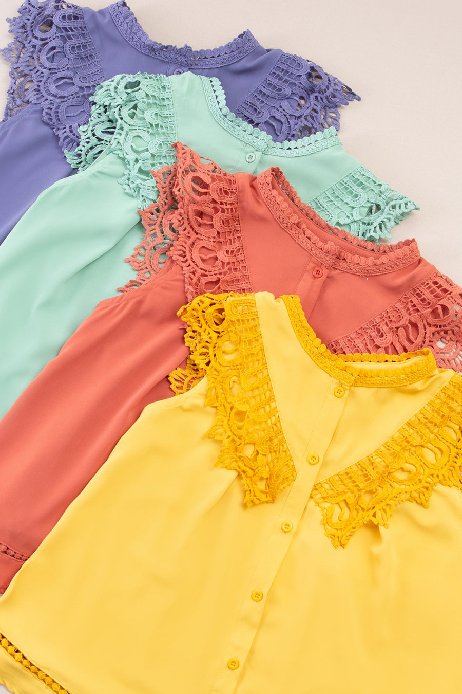 Lace Top 7332