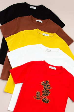 Mickey Top 7477 Tops